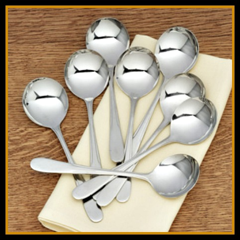 chef catalog soup spoon