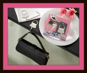 handbag hooks for blog