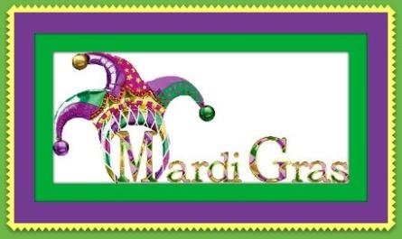 Mardi gras coming soon