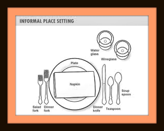 How To Set a Proper Table | Dishing With Diane