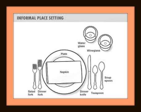 place-setting-informal- INFORMAL