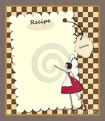 blank-recipe-card-22413056- DREAMSTIME
