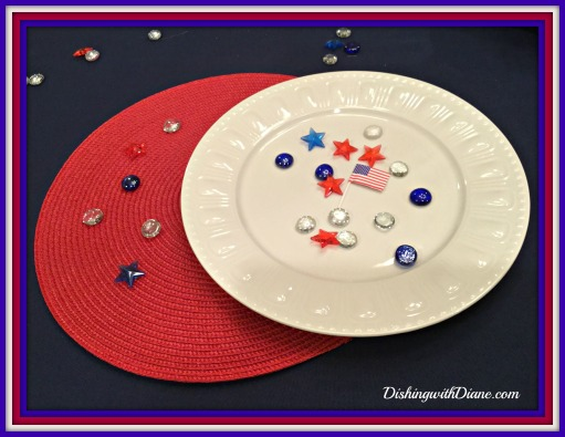 2015-05-23 21.37.03- MEMORIAL WHITE CHARGER-RED PLACEMAT