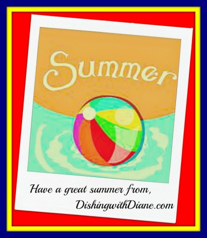 k20987894- summer fun POLAROID for beach ball