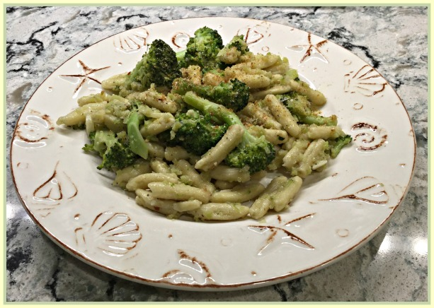 2015-06-22 21.42.17- CAVATELLI WITH BROCCOLI