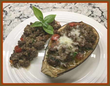 2015-07-17 19.26.10 - Eggplant boats with mushrooms