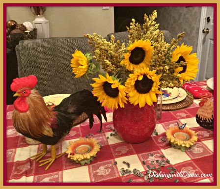 2015-09-12 21.03.01- ROOSTER AND CENTERPIECE