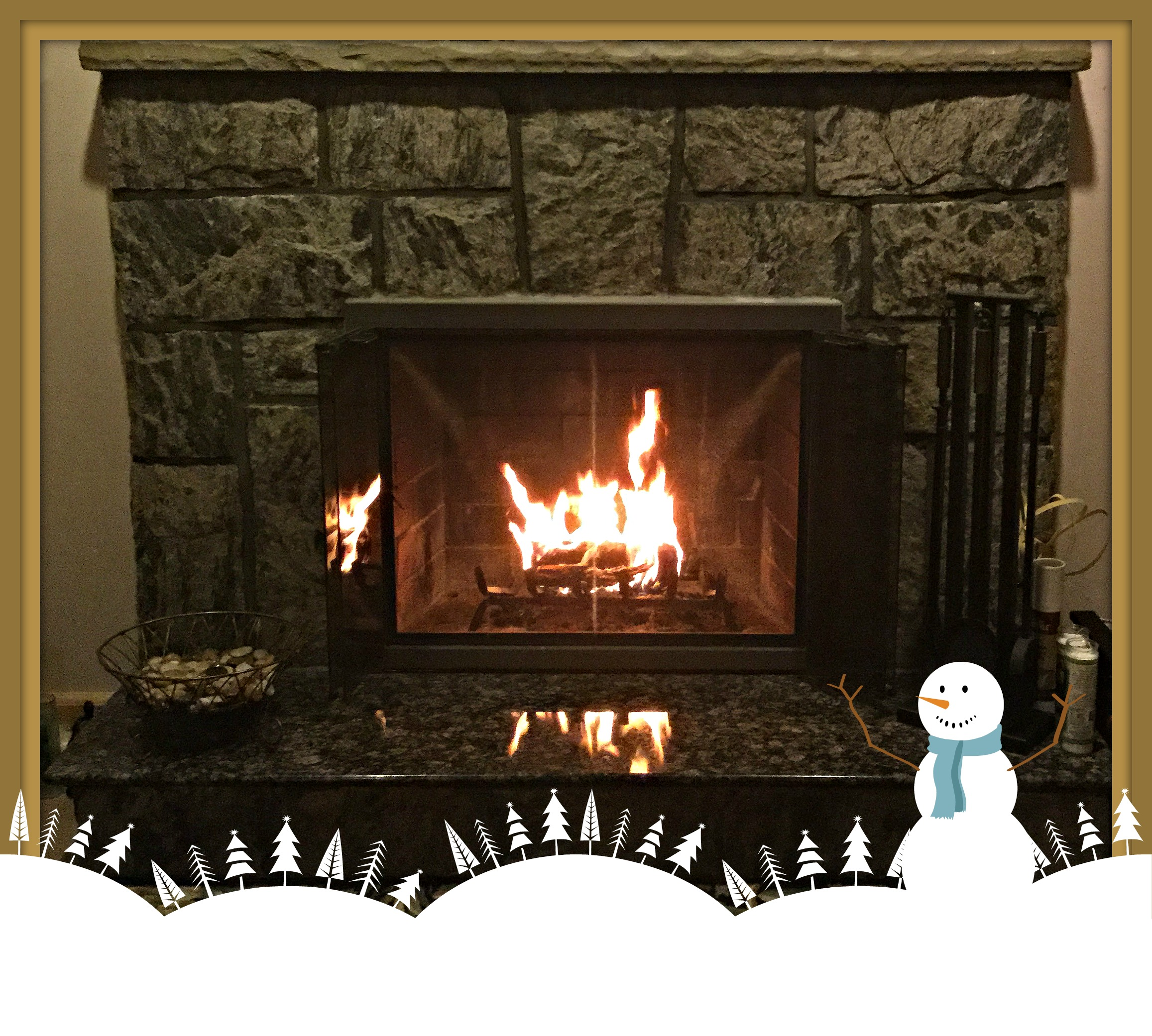 2016-01-30 23.30.28- FIREPLACE WITH FRAME