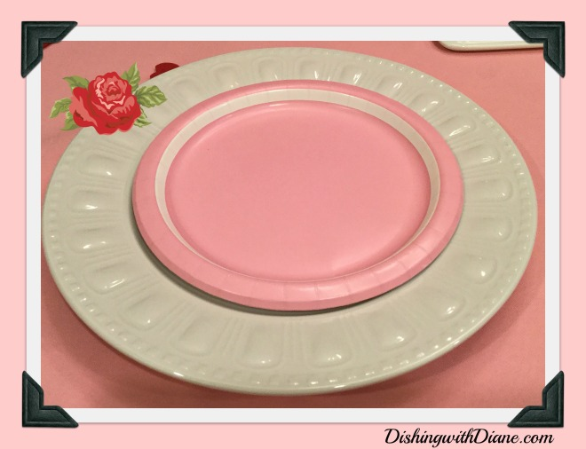 2016-02-12 21.59.29 - PINK PAPER PLATE