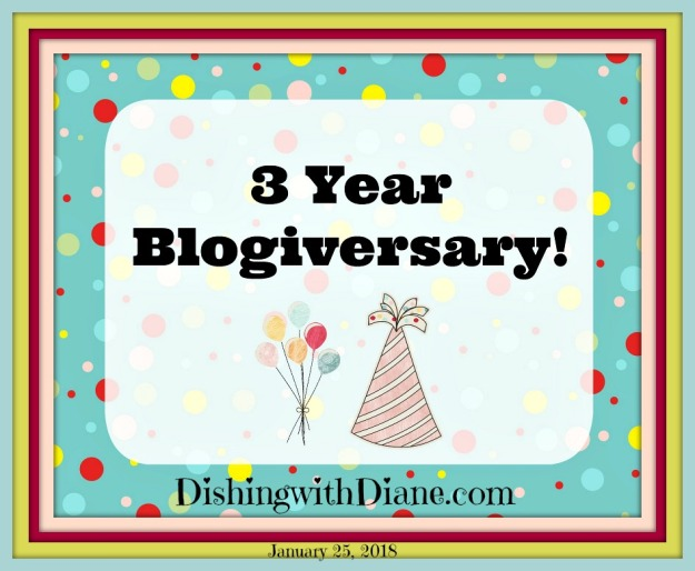 blogiversary third with DATE