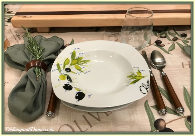 Photo Apr 21, 7 58 55 PM TABLE SETTING