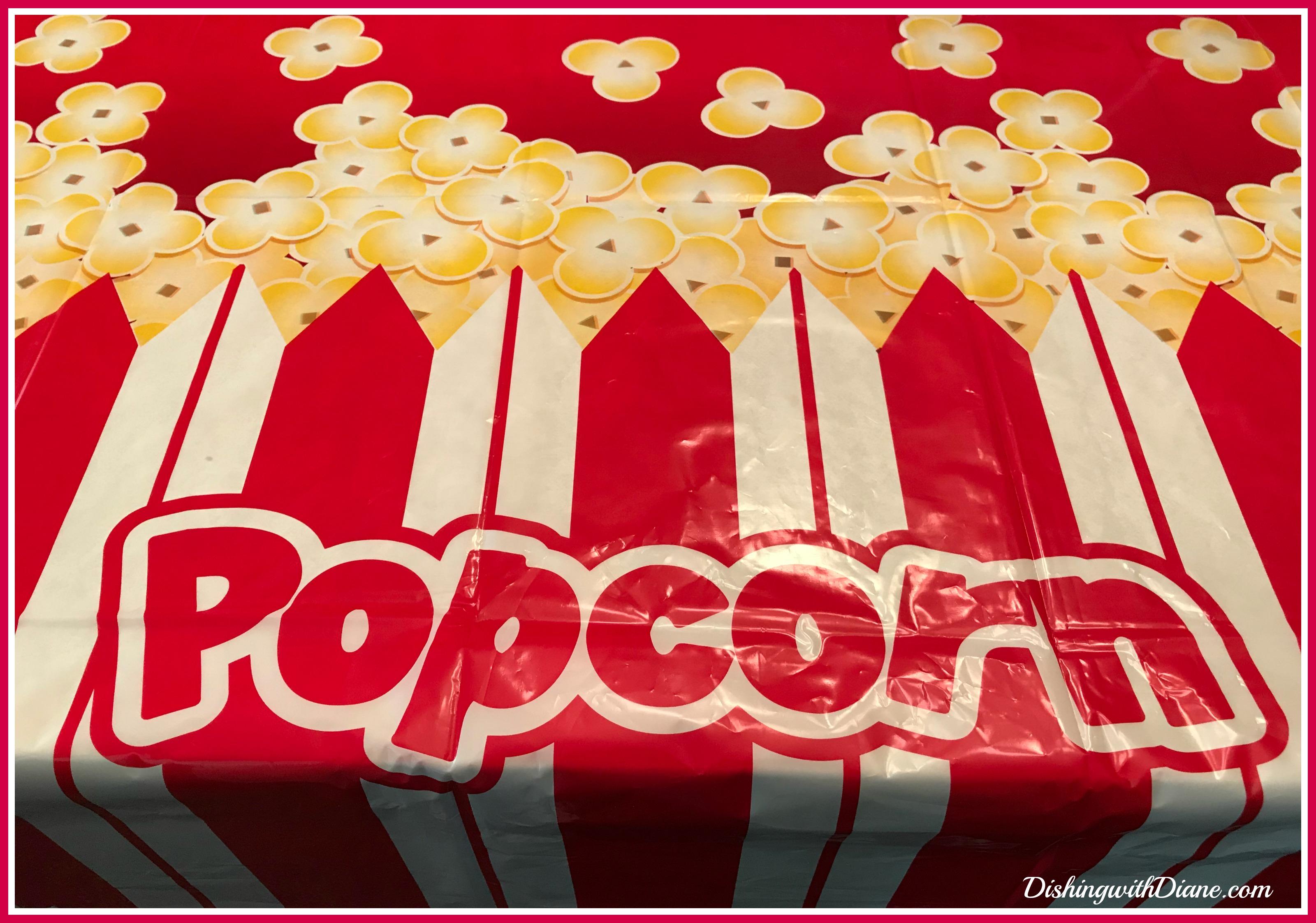 Photo Sep 02, 5 15 19 PM POPCORN TABLECLOTH