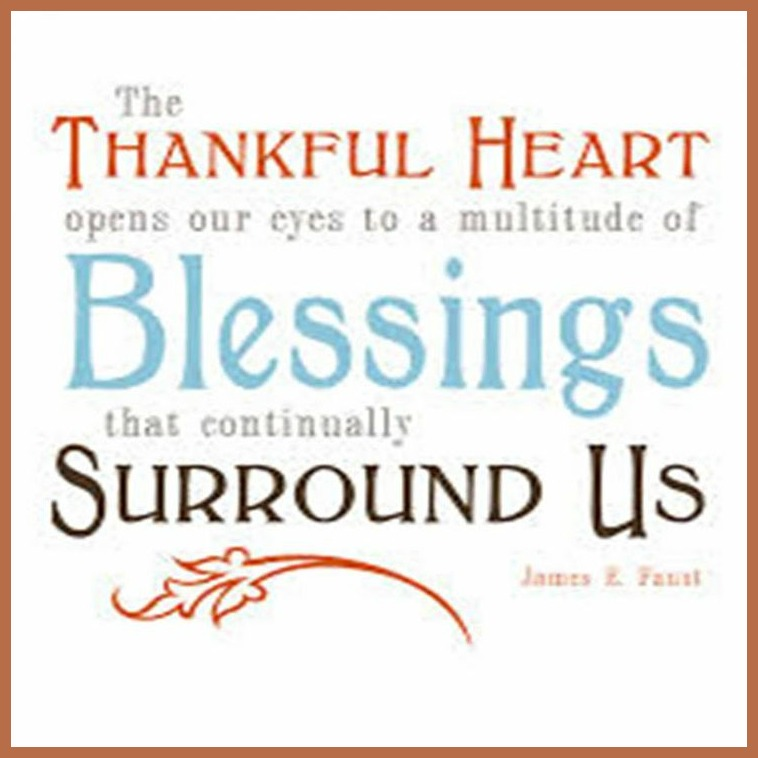 thankful heart THANKFUL HEART